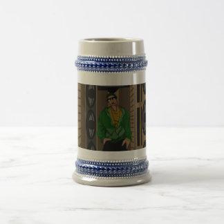 El buscador de la verdad reverbera (digital) taza de café