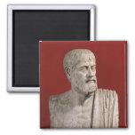 El busto supuso ser Flavius Claudius Julianus Imán Cuadrado