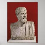 El busto supuso ser Flavius Claudius Julianus Póster