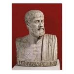 El busto supuso ser Flavius Claudius Julianus Postales