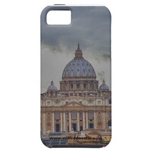 El byWilfredo de Vatican iPhone 5 Funda