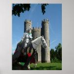El caballero del castillo de Blaise Impresiones