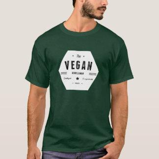 El caballero del vegano playera