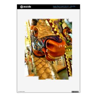 El caballero II Pegatina Skin Para iPad 3