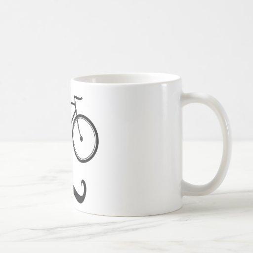 El caballero taza de café