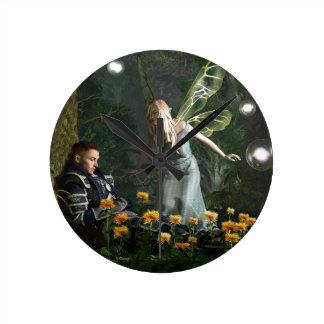 El caballero y el Faerie Relojes