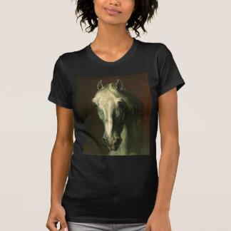 El caballo del vintage playera
