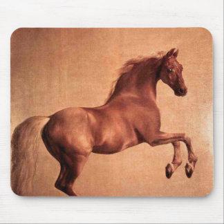 El caballo del vintage alfombrilla de raton