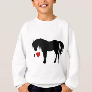 El caballo diseña - las camisetas y no las ropas