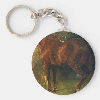 El caballo inglés de M Duval de Gustave Courbet Llavero