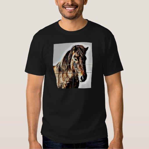 El caballo islandés - amigo real polera
