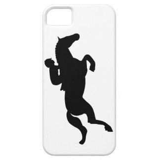 El caballo salta funda para iPhone 5 barely there