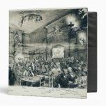 El cabaret du Chat Noir, 1886