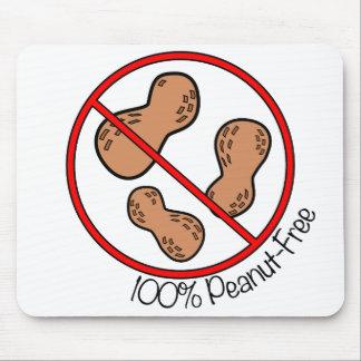 El cacahuete 100% libera tapetes de raton