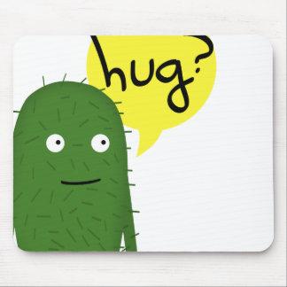el cactus quiere un cierto amor mousepad
