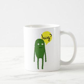 el cactus quiere un cierto amor taza de café