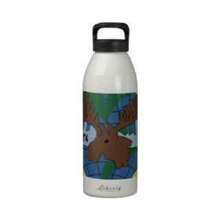 el cadmus de los uss puede hacer botella de agua reutilizable