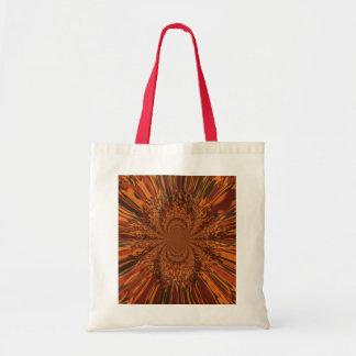 El caer en otoño bolsa tela barata