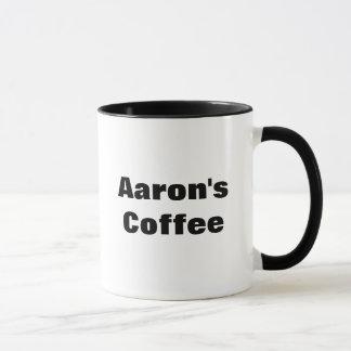 El café de Aaron Taza