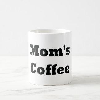 el café de la mamá taza