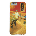El café de la noche de Vincent van Gogh Funda Para iPhone 6 Barely There