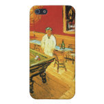 El café de la noche de Vincent van Gogh iPhone 5 Fundas
