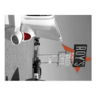 El café de Roy Postal