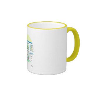 El café del optimista tazas