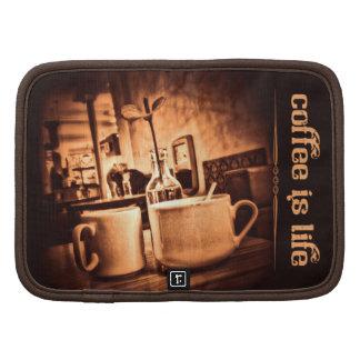 El café es vida planificadores