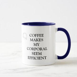 EL CAFÉ HACE M A SEEM CORPORAL EFFICIENT