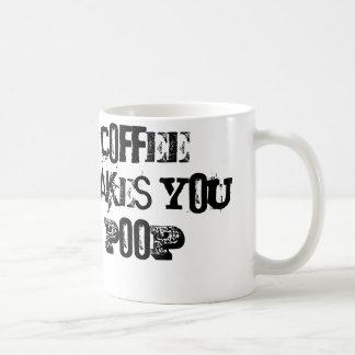 el café le hace impulso taza de café
