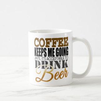 El café me guarda taza que va