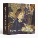 El café por Renoir, arte del impresionismo del