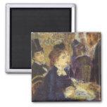 El café por Renoir, arte del impresionismo del Iman