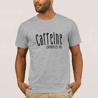 El cafeína me termina camisa