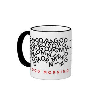 El cafeína nivela la taza del adicto al café - zur