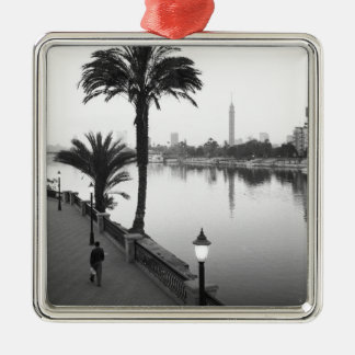 El Cairo Egipto, a lo largo del río Nilo Adorno Para Reyes