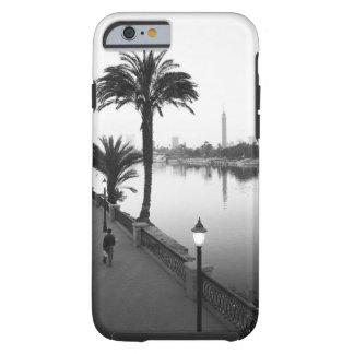 El Cairo Egipto, a lo largo del río Nilo Funda De iPhone 6 Tough