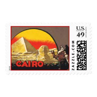 El Cairo Estampilla