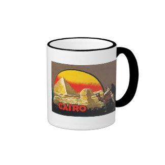 El Cairo Taza De Café