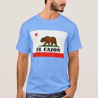 El Cajon,California -- T-Shirt
