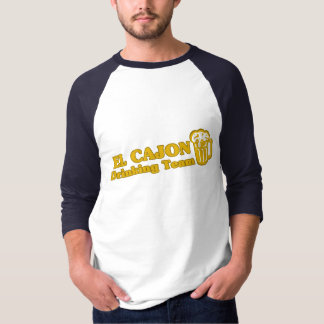 El Cajon Drinking Team tee shirts
