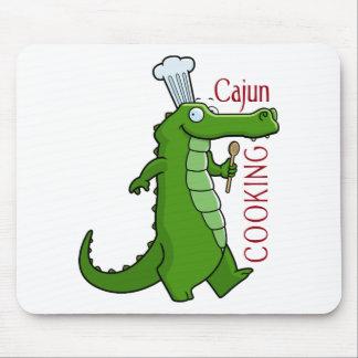 el cajun_cooking mouse pads