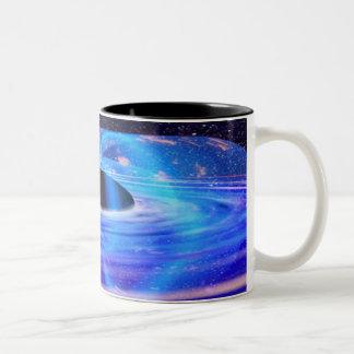 El calabozo azul de la NASA Taza De Café