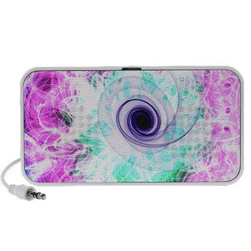 El calabozo iPod altavoces