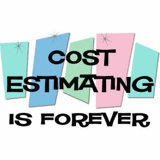El cálculo del coste es Forever Adorno Fotoescultura