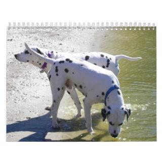El calendario 2007 del DogWood