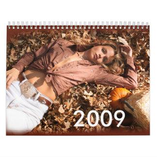 El calendario 2009 de Susan