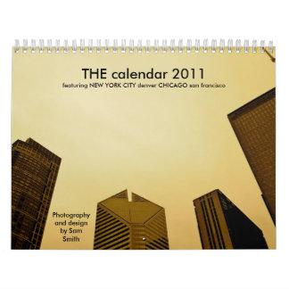 El calendario 2011