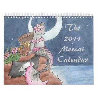 El calendario 2011 de Mercat